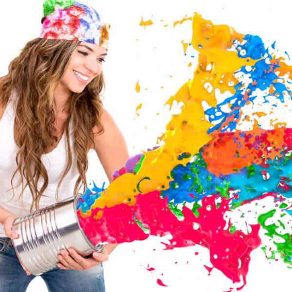 Farben im Webdesign - inspiras webagentur