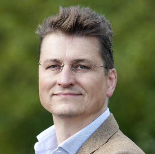Portraitfoto von Lutz Augustin