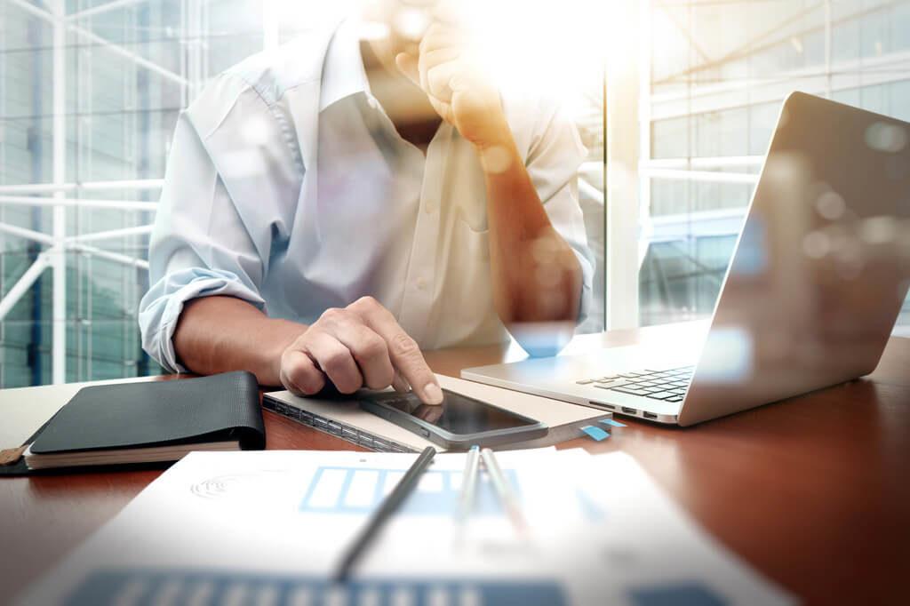 Professionelle Firmen-Website - inspiras webagentur