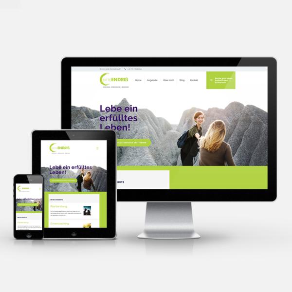 Responsive Design Ditte Endriß   inspiras webagentur